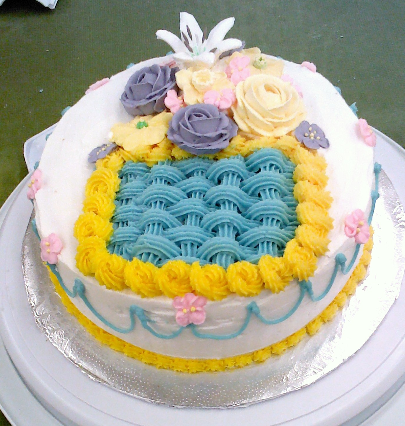 Cours Cake Design Nice : Korin s sweet creations: Flower and Cake Design (course 2)