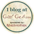 I blog at GirlGab.com