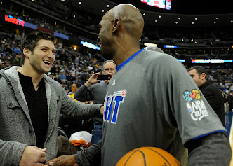 Tebow and Billups