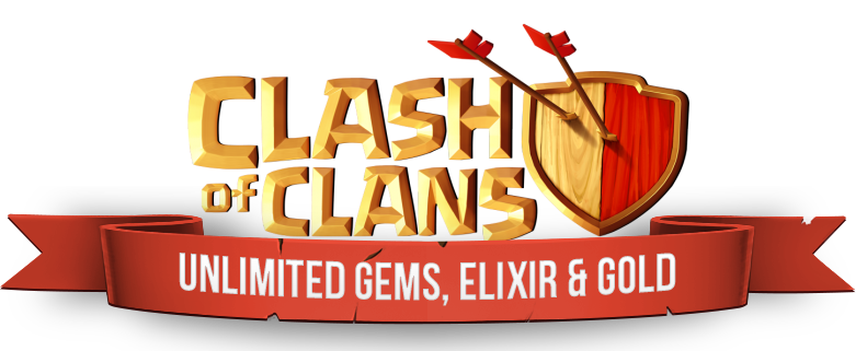clash of clans hack free (gems coins elixirs)