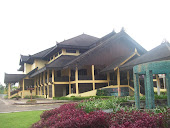 Rumah Melayu Kalimantan Barat (West Kalimantan Malay Traditional House)