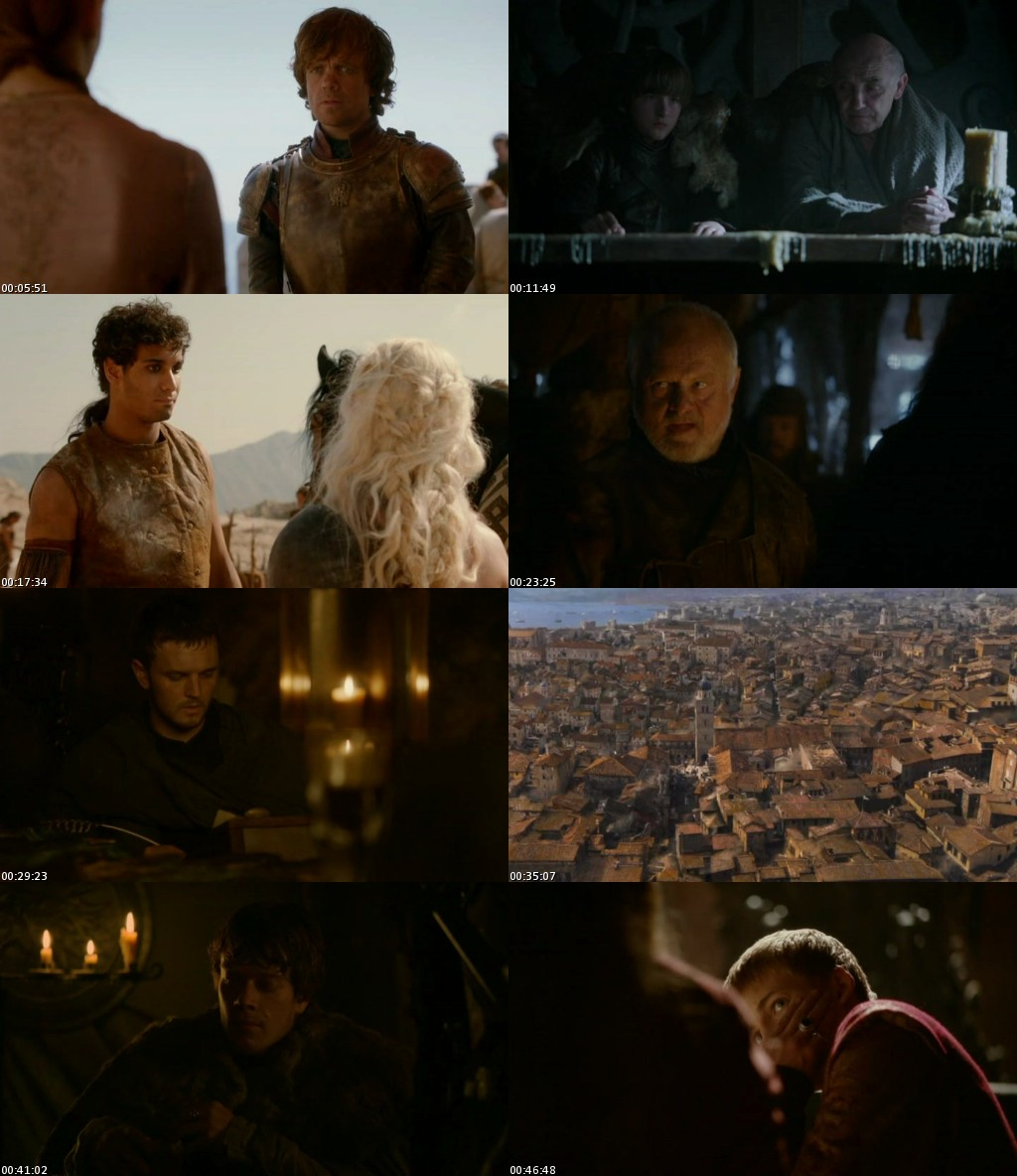 Game of Thrones - 2x02 [HDTV] [Latino]