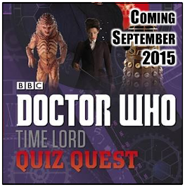 Doctor Who Time Lord Quiz Quest