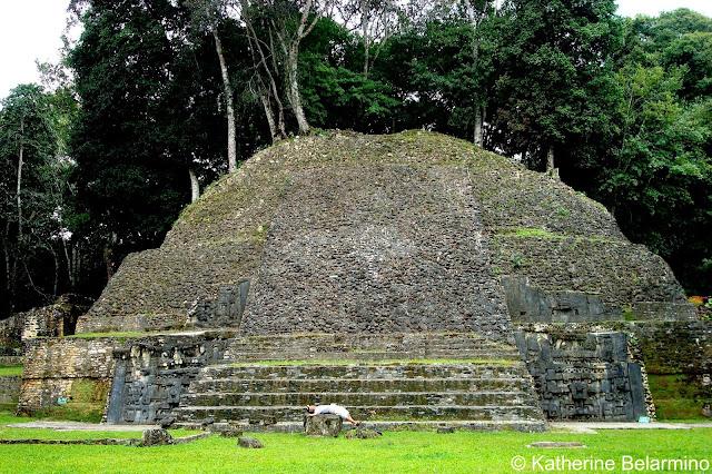 Mayan Ruins, Caracol, Belize