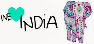 we love India