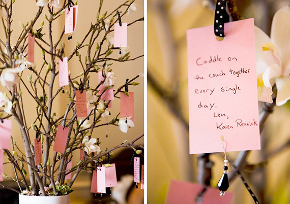 Rustic Country Wedding Ideas: Creative Guest Sign In Ideas