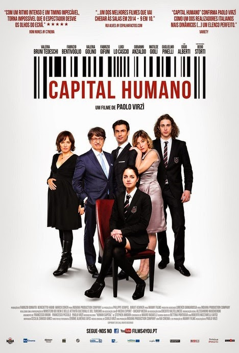 Capital Humano Legendado