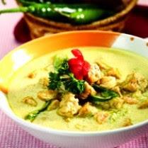 Resep Cara Membuat Opor Tempe Cabai Hijau - Aneka Resep Masakan Indonesia