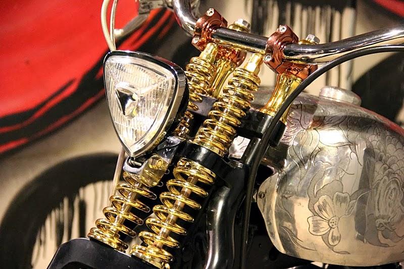 Kumpulan Foto Modifikasi Harley-Davidson Terbaru 2014