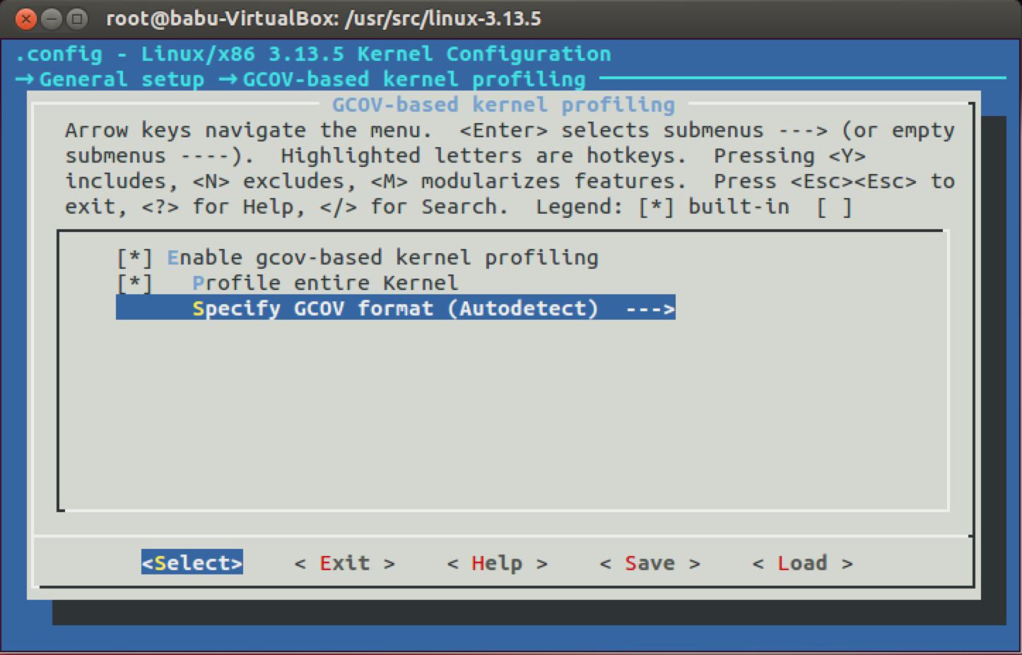 kernel compilation steps in linux pdf