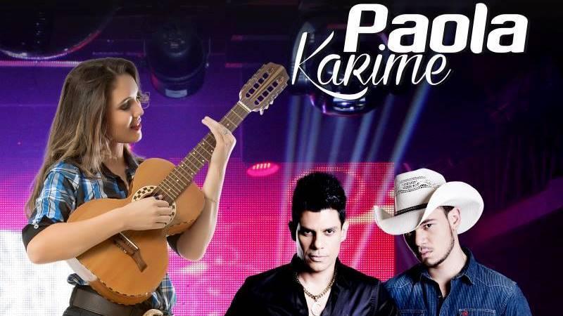 Paola Karime - Tem que saber Modão Part. Carreiro e Capataz