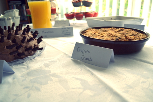 baby-shower-ideas-gruffalo-crumble