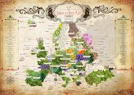 MAPA DE PLANTAS EUROPEAS