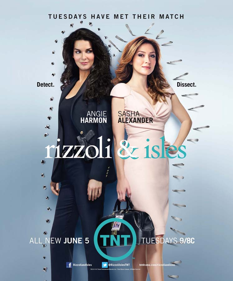 Assistir Rizzoli And Isles 6x04 - Imitation Game Online