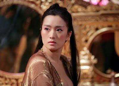 Gong Li Scandal