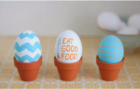 Easter Egg Decorating Ideas For Kids 9