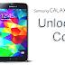 Samsung Galaxy S5 - Free Unlock Samsung Galaxy S5