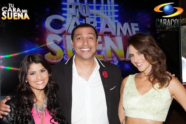 Lanzamiento-Tu-Cara-me-Suena-nuevo-concurso-noches-Caracol-Televisión