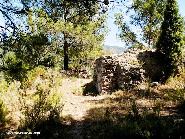 Castillo de Cirat
