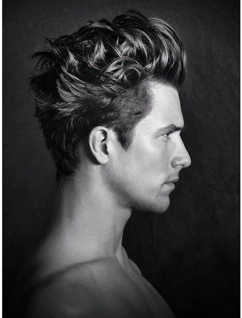 Hairstyle Men 2016 : Mens Hairstyles & Haircuts Trends 2015 2016 - The Jeremiah