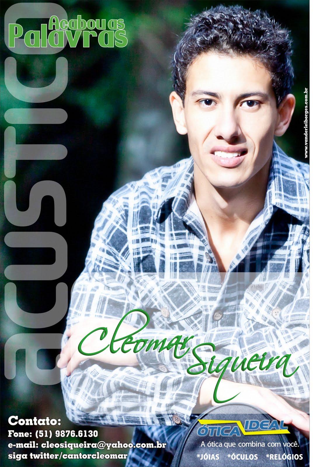 Cantor  Cleomar  Siqueira