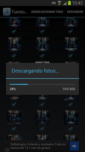 Tuentop Photo Downloader