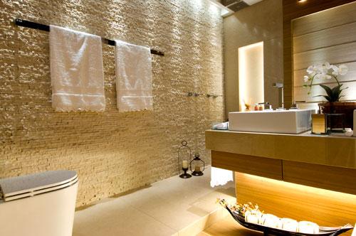 Banheiros Modernos, quais são as tendências?  Decor Salteado  Blog de Decor -> Banheiro Pequeno Cor Clara