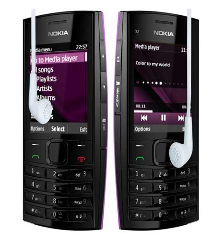 X2 Nokia Dual Sim