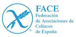 Certificados por la Asociación de Celiacos FACE