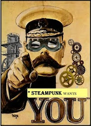 Steampunk wants YOU!