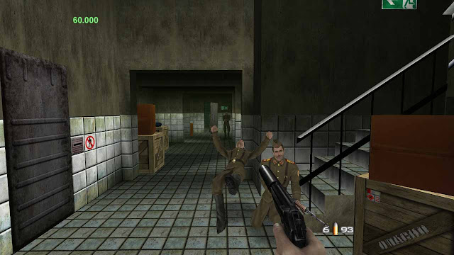 Screenshot of GoldenEye for Xbox Live Arcade