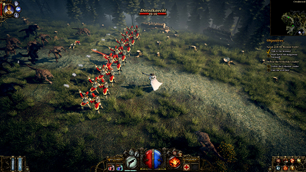Ohgamegratis - The Incredible Advantures of Van Helsing  Screenshot 3