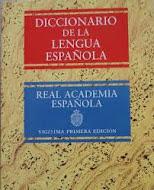 DICCIONARIO DE LA R.A.E