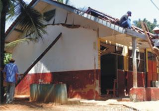 Material Macet, Proyek Rehab SDN-07 Kota Bima Terbengkalai