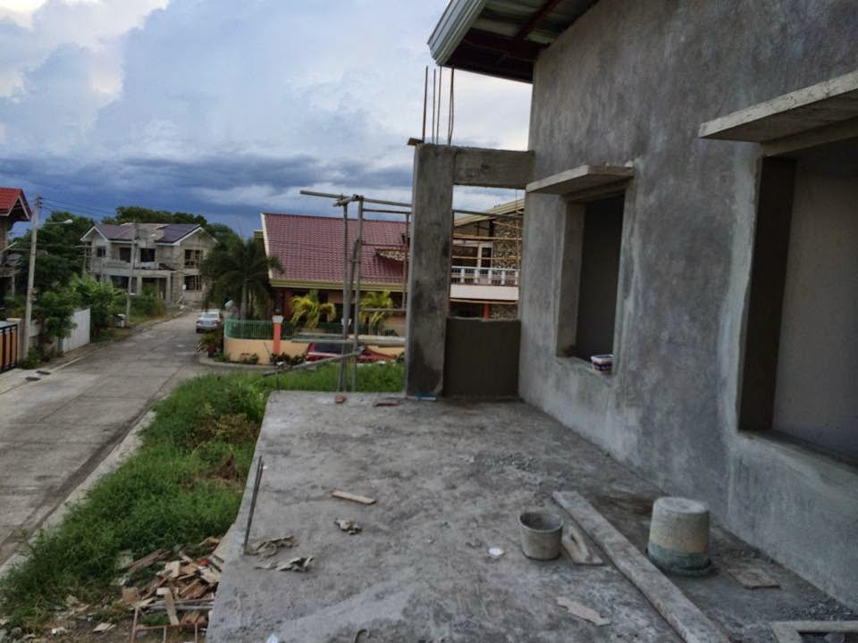 Lb lapuz architects builders philippines westwood subd for Cheap house design philippines