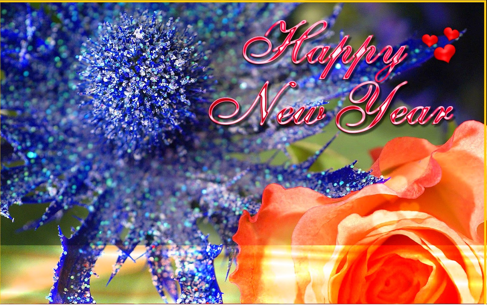 Rediff Pages Happy New Year 2015 Wallpaper Sms Images Links