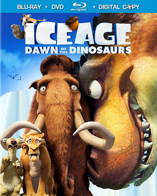 Ice Age 3: Dawn of the Dinosaurs 3D (2009)