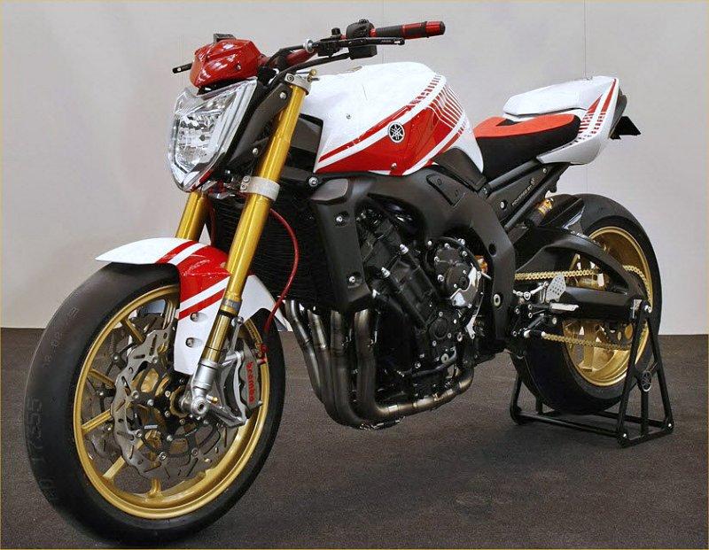 Modif Yamaha Vixion Lightning 2014