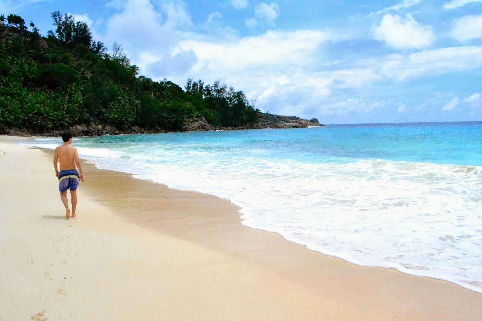 Anse Intendanse, Seychelles