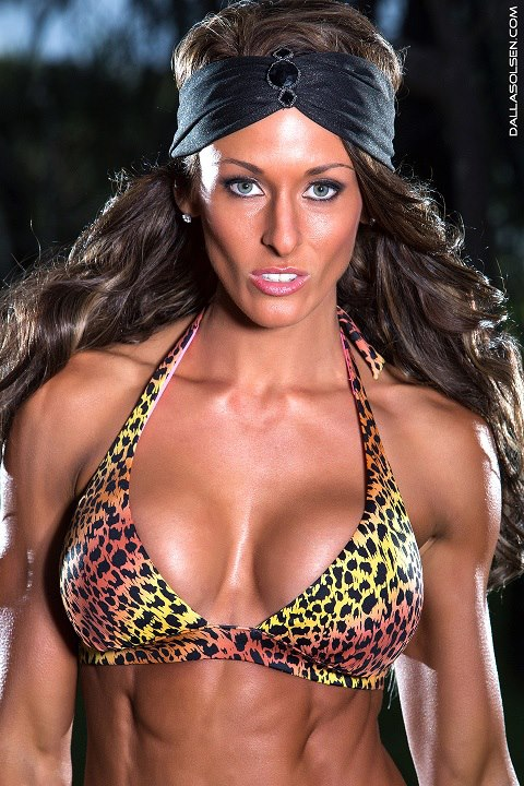 Melissa Le Man   Australian Fitness Babes