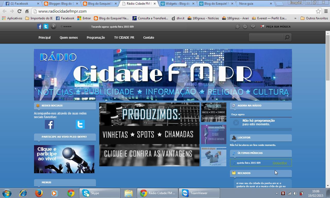 Rádio Cidade PR