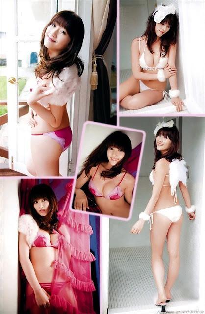 Mikie Hara - New Lingerie & Bikini Photos