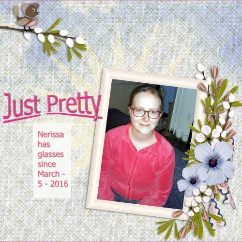 March - 5- 2016 - Just pretty