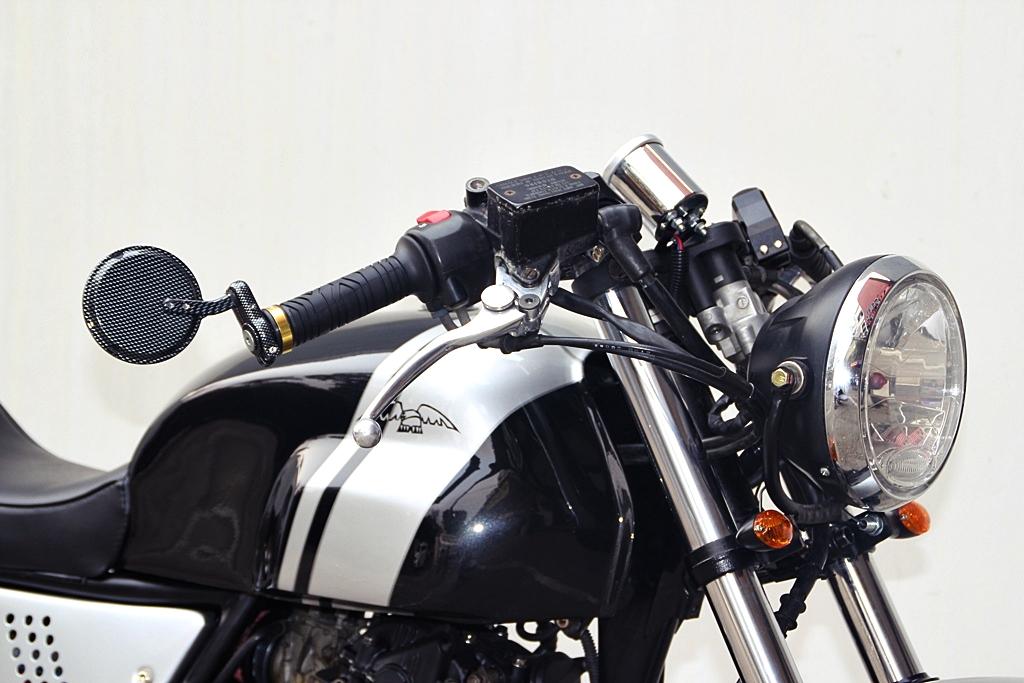 Yamaha Byson Fi Foto Sedikit Detail Dan Lebih Dekat