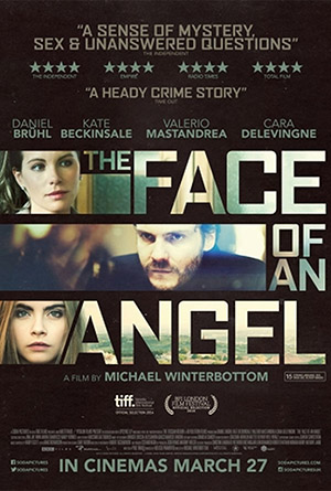 Poster The Face of an Angel 2014