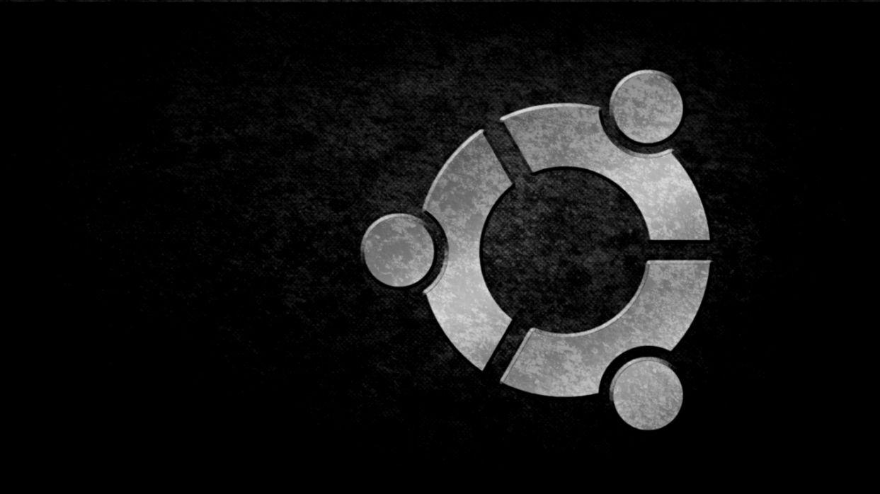 Dark Silver Ubuntu Wallpapers Wallpapers Quality