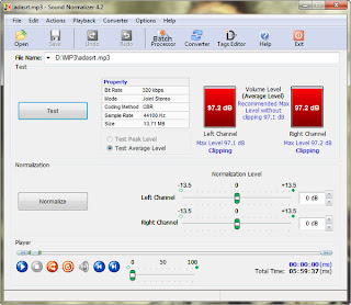 Sound Normalizer 4.2 Full Serial Key