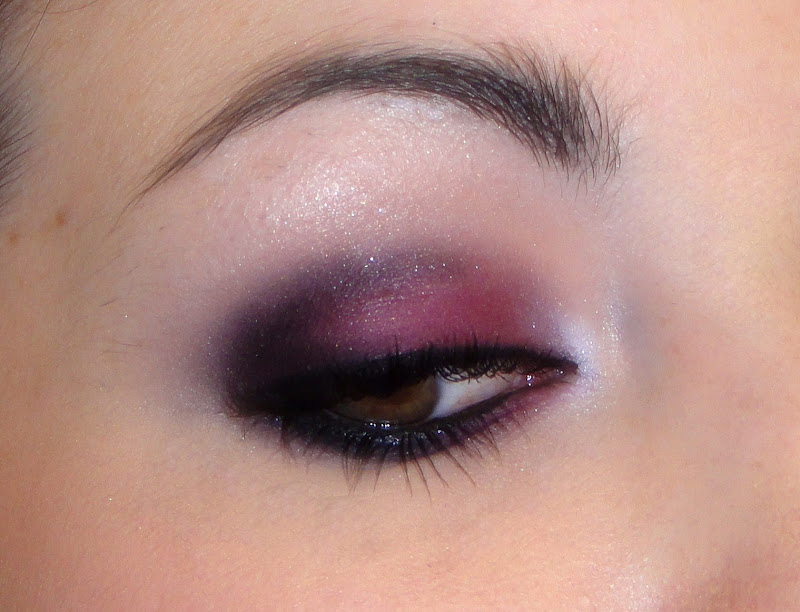 used some new Inglot goodies for this one :) title=