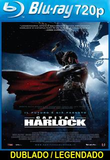 Assistir Capitão Harlock Pirata do Espaço Dublado
