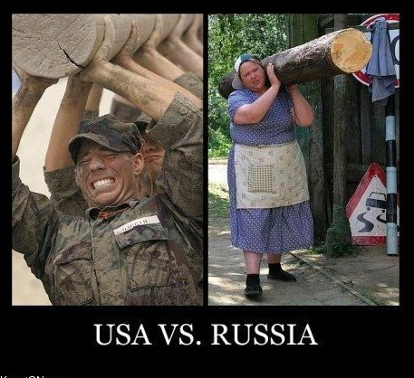 US ARMY VS RUSSIAN LADY 02